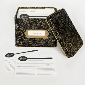 Queen Anne Recipe Box – Rifle Paper Co.