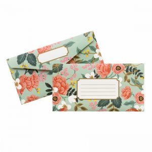 Monarch Mint Birch Envelopes – Rifle Paper Co.