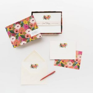 Juliet Rose Social Stationery – Rifle Paper Co.