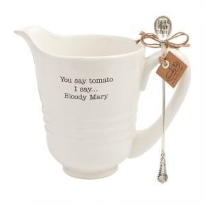 Bloody Mary Pitcher Set – Mudpie