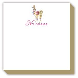 No Drama Llama Note Pad – Roseanne Beck