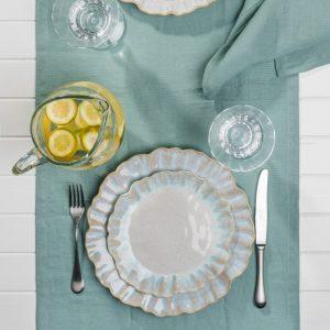 Blue Majorca Dinner Plate – Casafina