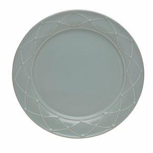 Blue Meridian Dinner Plate – Casafina