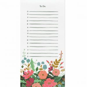 Floral Vines To-Do List – Rifle Paper Co.
