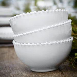 White Pearl Cereal/Soup Bowl – Costa Nova