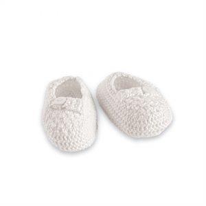 Crochet Baby Booties – Mudpie
