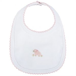 French Knot Animal Bibs – Mudpie
