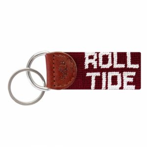 Alabama Roll Tide  Key Fob – Smathers & Branson
