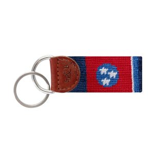 Tennessee Flag Key Fob – Smathers & Branson