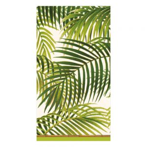 Under the Palms Paper Guest Towel Napkins – Caspari