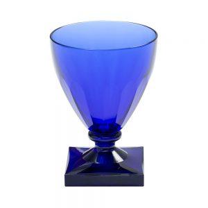 Cobalt Acrylic 8.5oz Wine Goblet  – Caspari
