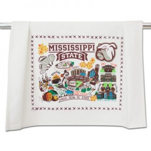 Mississippi Tea Towel – catstudio