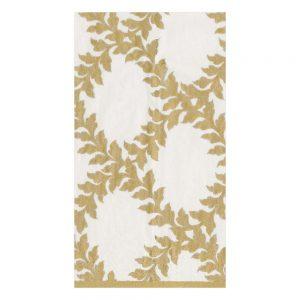 Acanthus Trellis Paper Guest Towel Napkins – Caspari