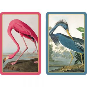Audubon Birds Playing Cards – Caspari