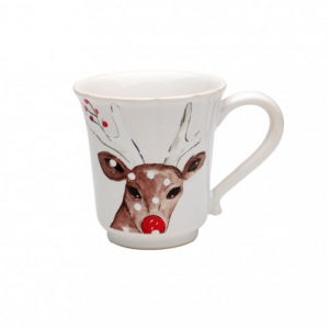 Casafina™ | Deer Friends | Mug – White