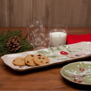 Casafina™ | Deer Friends | Rectangle Platter