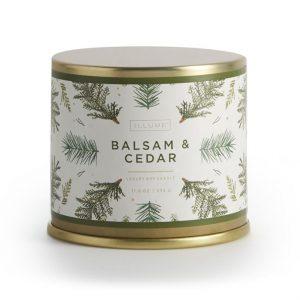 Illume® Balsam & Cedar | Large Tin
