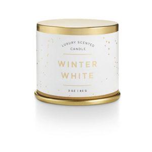 Illume® Winter White   Demi Tin