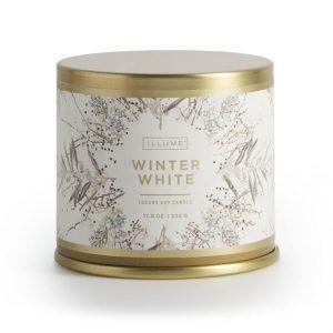 Illume® Winter White   Large Tin