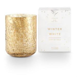 Illume® Winter White   Mercury Glass – Large