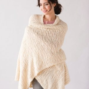 Giving Shawl – Cream