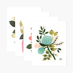 Botanical Assorted Card Set – Rifle Paper Co.