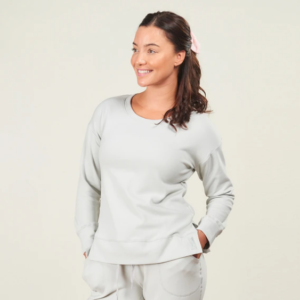 Bamboo Cotton Pullover