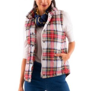 Gretchen Scott Puffer Vest — On Sale!