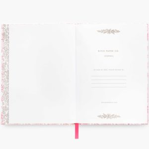 Moxie Floral Fabric Journal – Rifle Paper Co.