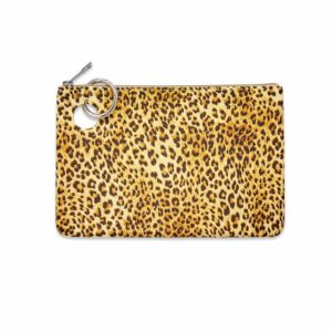 Large Cheetah Silicone Pouch – Oventure O Ring