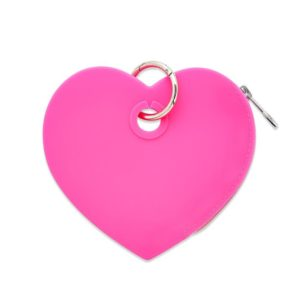 Heart-shaped Silicone Pouch – Oventure O Ring