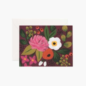 Vintage Blossom Everyday Card – Rifle Paper Co.