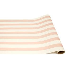 Hester & Cook Pink Classic Stripe Runner