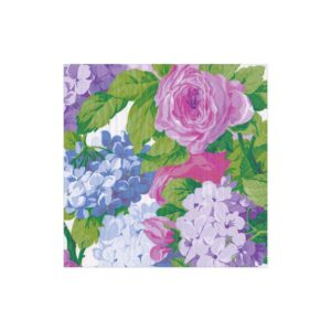 English Chintz Paper Cocktail Napkins – Caspari